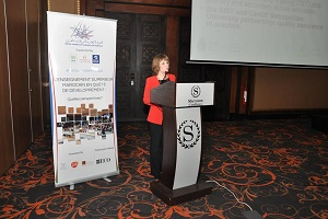 SIST British University took part in the conference organised by the British Chamber of Commerce